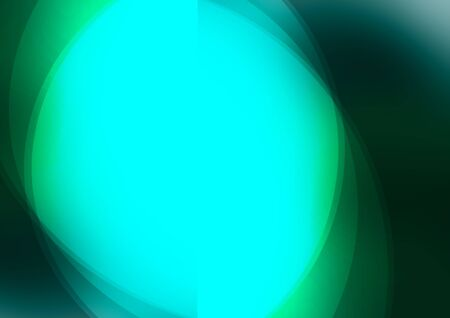 an image with a green bubble background depicting the beauty of the earth. Stock Photo - 10016554