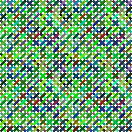 interlacing: Seamless pattern white background, wallpaper with repetition geometric shape. Vector illustration of interlacing, fabric texture