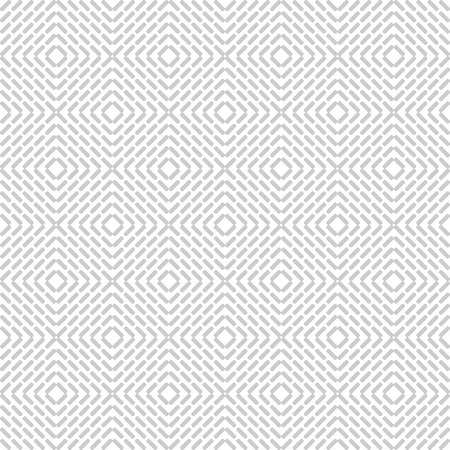 interlacing: Seamless pattern monochromatic background, wallpaper with repetition geometric shape. Vector illustration of interlacing, fabric texture