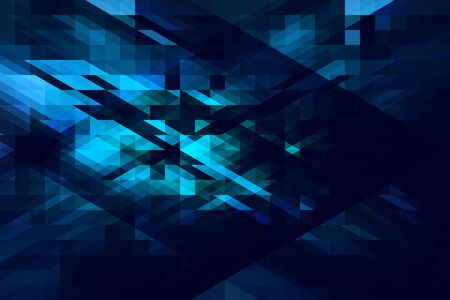 emplate: vector colorful geometric abstrast background with polygones