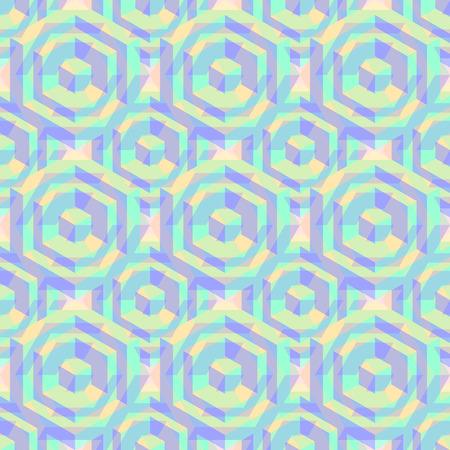 Seamless geometric pattern. Geometric simple print. Vector repeating texture. Illustration