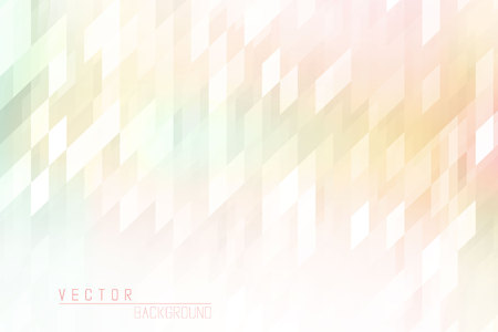 Abstract vector background. Template for style design. Vector illustration. Layered light color background.