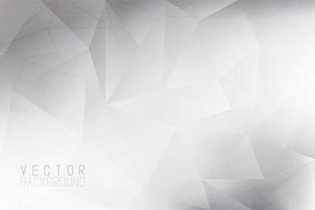 Vector polygonal Geometric texture with gradient effect