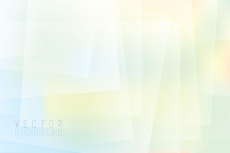 Light color geometric background with copy space