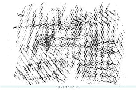 Grunge texture. Hand drawn background. Vector template. Spot of texture. Wax crayon spots.