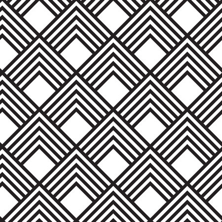 Seamless geometric pattern. Vector repeating texture. Geometric simple texture.