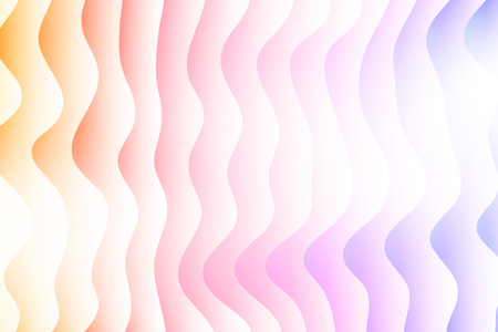 Vector abstract background with minimalistic texture of wavy motif.
