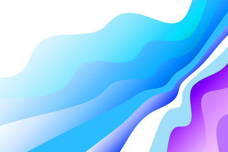 Vector abstract background minimalistic texture with wavy motif Vectores