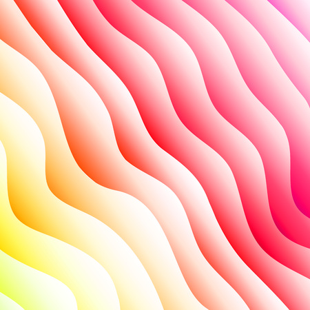 Vector abstract background with minimalistic texture with wavy motif.