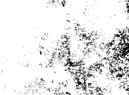Cracked grunge urban background with rough surface. Dust overlay distress grained texture. One color graphic resource.
