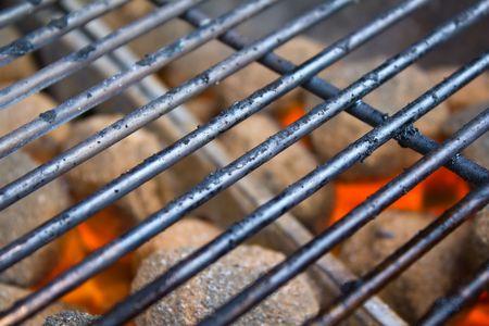 barbecue ribs: Barras de parrilla  Foto de archivo