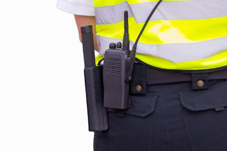 guarda de seguridad: Oficial de seguridad