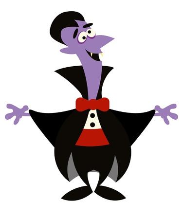 with humor: Halloween Vampire