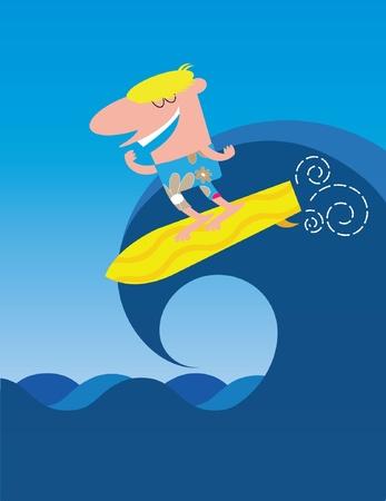 dude: Surfer Dude