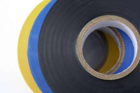 tear duct: Electrical Insulation Tape UK Colours