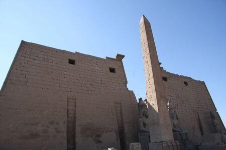 luxor: Luxor Temple, Luxor Egypt
