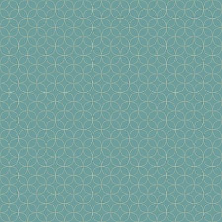 round corner: Seamless round corner squares pattern background, illustration with swatches