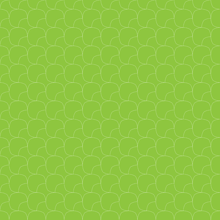 round corner: Abstract geometric octagon round corner seamless pattern background, illustration with swatches