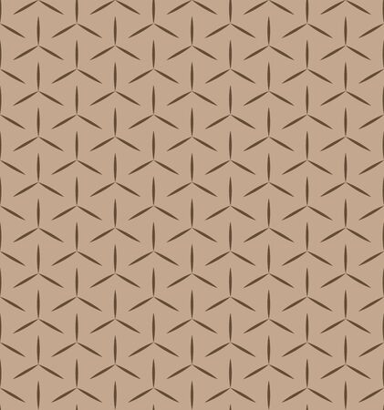 Abstract geometric seamless patterns background illustration with swatch