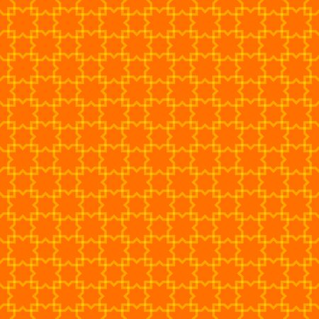 Abstract geometric square seamless pattern background Ilustrace