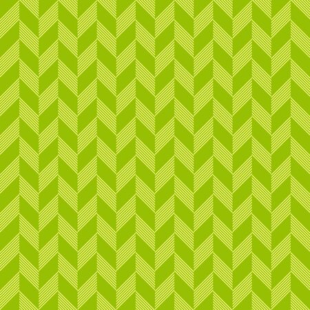 Abstract triangle chevron green seamless pattern background Ilustrace