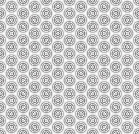 Abstract circle seamless pattern background, Vector illustration eps10 Ilustrace