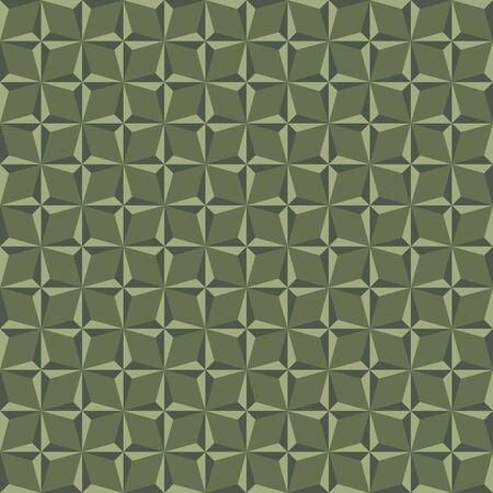 Abstract geometric star seamless pattern background, Vector illustration eps10