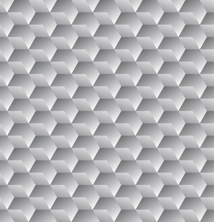 Abstract geometric triangle hexagon seamless pattern background, Vector illustration