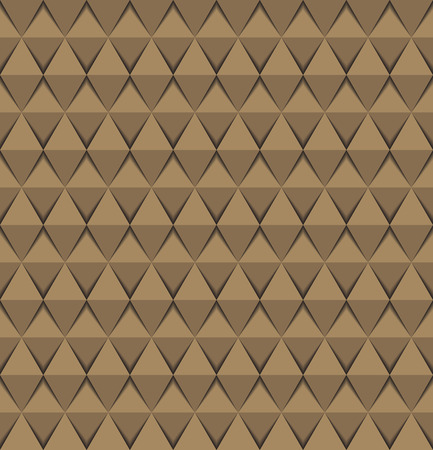 Abstract geometric triangle seamless pattern background, Vector illustration eps10 with swatches