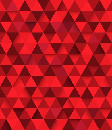 Abstract geometric triangle seamless pattern background, Vector illustration eps10