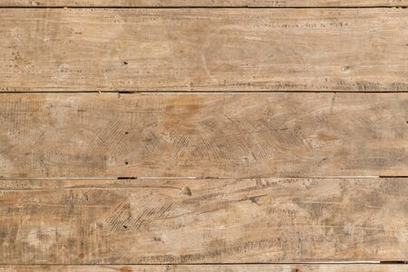 Old wood texture background, Floor surface natural pattern Reklamní fotografie