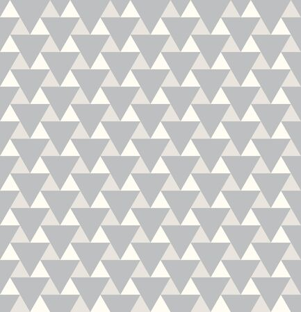 Abstract triangle pattern seamless texture background, Vector illustration  with swatches
