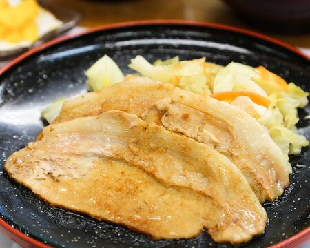 food court: Teppanyaki Sliced Pork in Japanese Food Court