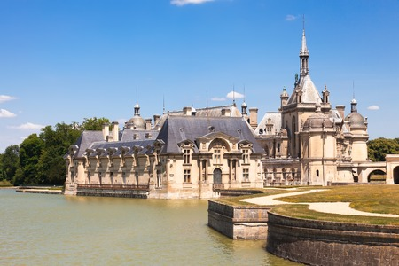 chantilly: Castle of Chantilly, Picardie, France