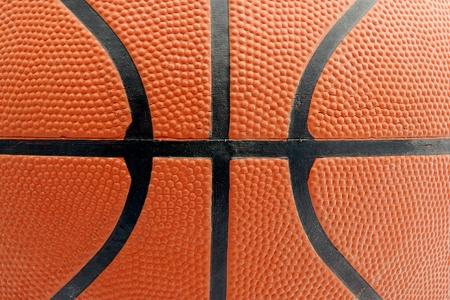 a ball of basketball
