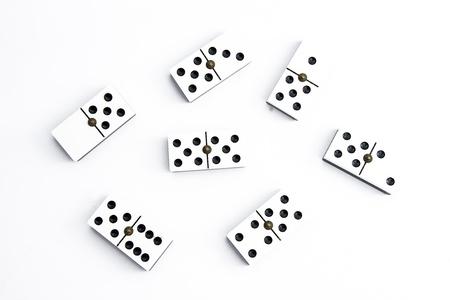 domino isolated