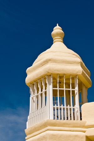 Old style architecture in Malga, Spain Stock Photo - 13569712