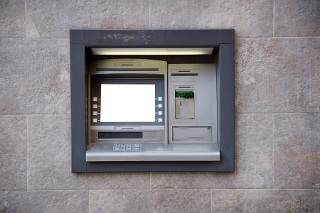 atm machine Stock Photo - 15405494