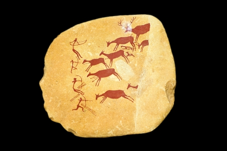 prehistoric cave paintings Stock Photo - 16425571