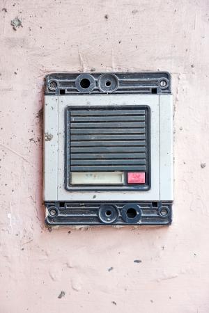 old doorPhone
