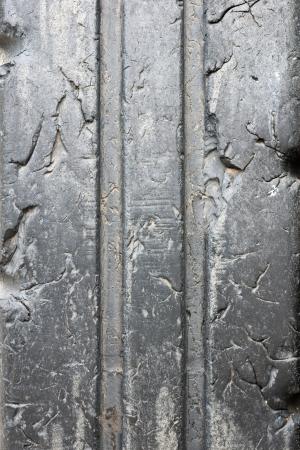 tyre texture Stock Photo - 17106555