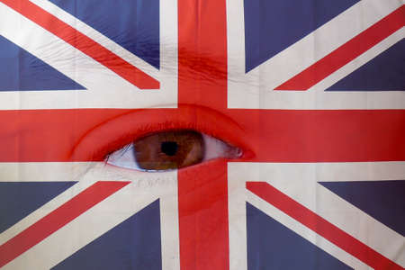 Great Britain flag photo