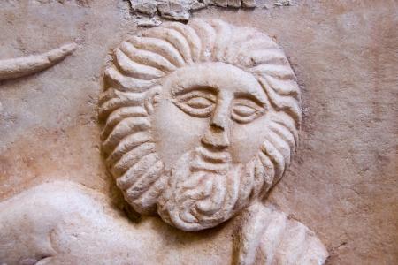Roman ruins in Merida, Badajoz, Extremadura, Spain Stock Photo - 17576395