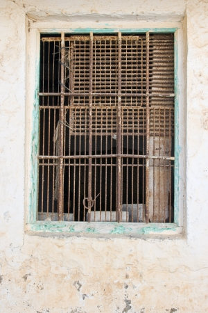 old window Stock Photo - 17742470
