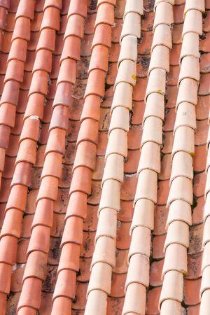 roof shingles: Roof Tiles  Stock Photo