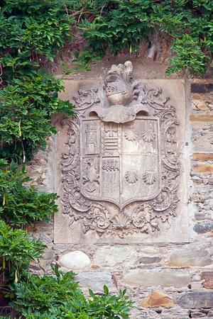 castle in Ponferrada, Leon, Spain Stock Photo - 17919870
