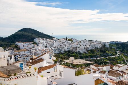 Frigiliana  in Costa del Sol, Malaga Province, Andalusia, Spain photo
