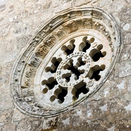 orense: Santa Cristina de Rivas de Sil monastery, Ribeira Sacra, Ourense, Galicia, Spain
