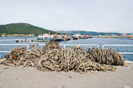 fishing nets photo