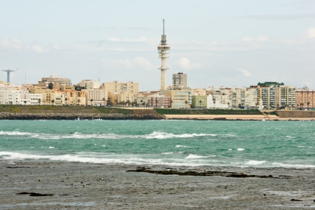 Cadiz in Andalucia, Spain photo